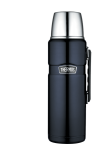 Thermos - Stainless King Stainless Steel Vacuum Flask 1.2L Blue