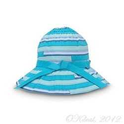 Kids' Poppy Hat-Splash(Sunday Afternoons UPF50+ Sun Hat)