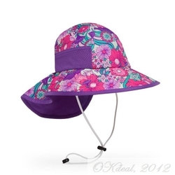 KIDS' PLAY HAT (UPF 50+)-Flower Garden(Sundayafternoon Sun Hat )