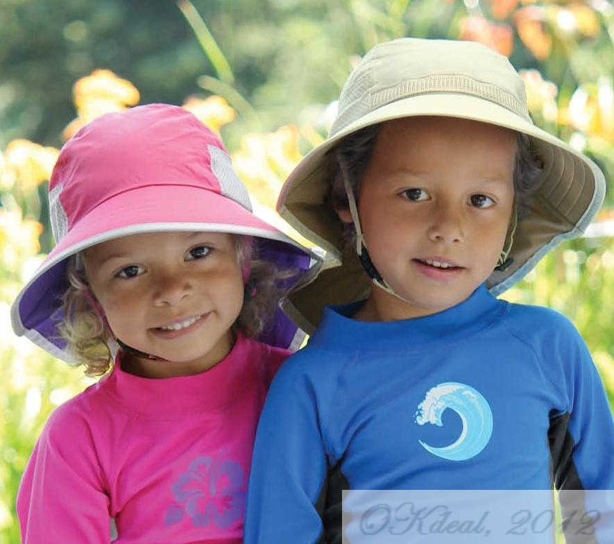 144af93ec18 KIDS  PLAY HAT (UPF 50+ SUN HAT) - Pink Grape(Sunday Afternoons)  SH ...