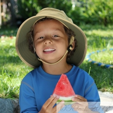 6c89121418b KIDS  FUN BUCKET HAT (UPF 50+) - Fuschia Grape(Sunday Afternoons ...