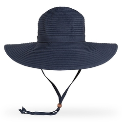 BEACH HAT (UPF 50+ SUN HAT) - NAVY(SUNDAY AFTERNOONS)