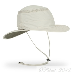 CRUISER HAT (UPF 50+) - CREAM/SAND(SUNDAY AFTERNOONS)