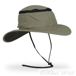 CRUISER HAT (UPF 50+) - SAND/BLACK(SUNDAY AFTERNOONS)