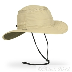 CRUISER HAT (UPF 50+) - TAN/CHAPARRA(SUNDAY AFTERNOONS)