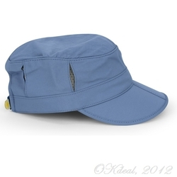 KIDS' SUN TRIPPER CAP(UPF50+SUN HAT)- Blue Jay(SUNDAY AFTERNOONS