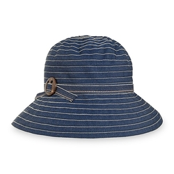 Emma Hat(Sunday Afternoons UPF50+ Sun Hat)-Navy